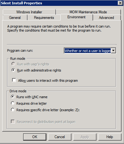 snappy driver sccm