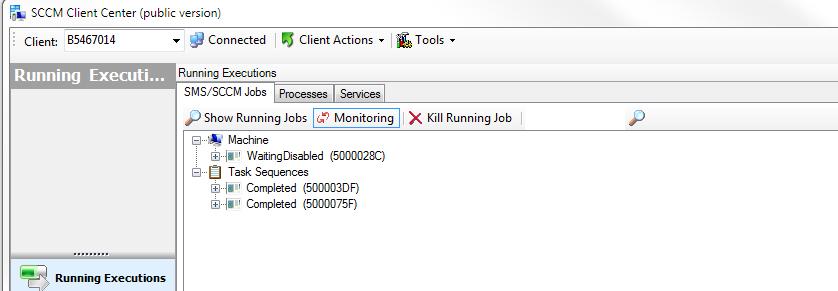 SCCM Task Sequence Hangs – sccm haas se