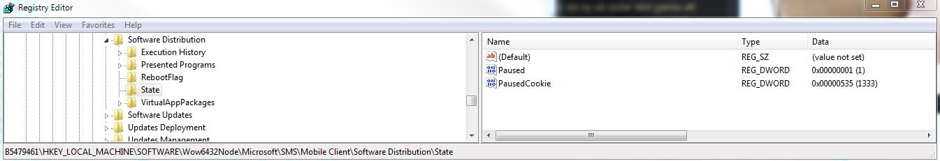SCCM Task Sequence Hangs « sccm.haas.se